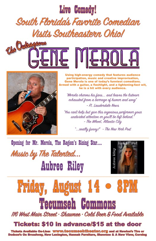 Gene Merola Poster