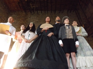 The Cast of Mary Todd June 2014